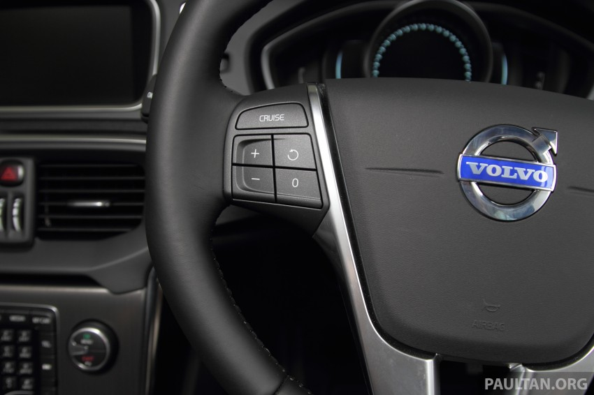 Volvo V40 Sports Edition – T5 gets RM10k add-on pack Image #294279