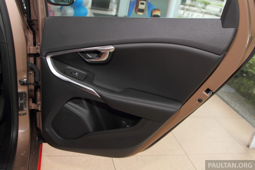 Volvo V40 Sports Edition – T5 gets RM10k add-on pack Image #294282