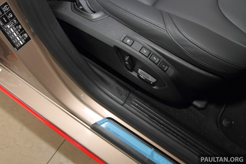 Volvo V40 Sports Edition – T5 gets RM10k add-on pack Image #294287