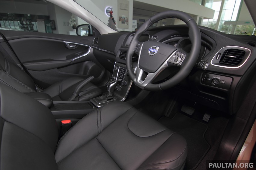 Volvo V40 Sports Edition – T5 gets RM10k add-on pack Image #294288