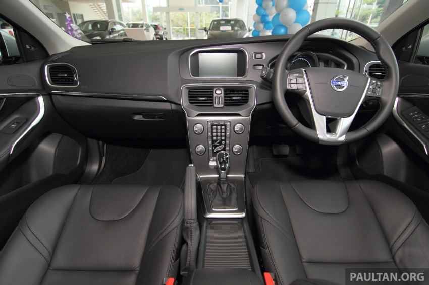 Volvo V40 Sports Edition – T5 gets RM10k add-on pack Image #294291