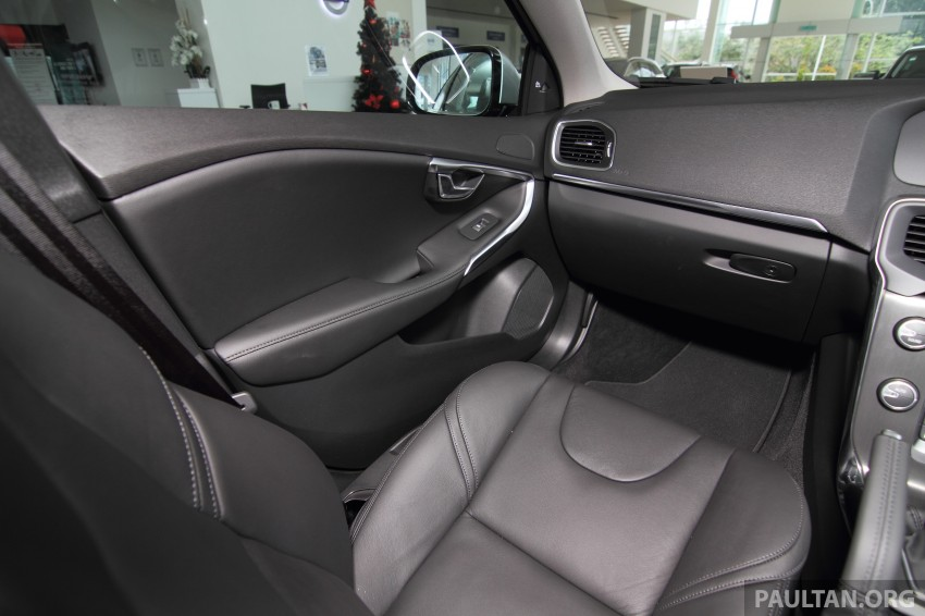 Volvo V40 Sports Edition – T5 gets RM10k add-on pack Image #294292