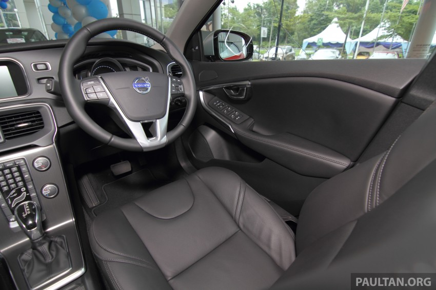 Volvo V40 Sports Edition – T5 gets RM10k add-on pack Image #294293
