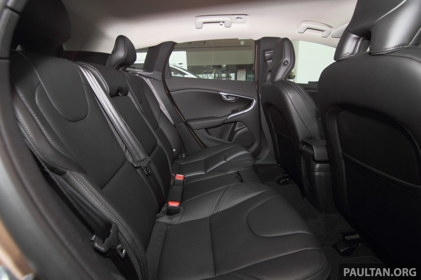 Volvo V40 Sports Edition – T5 gets RM10k add-on pack Image #294294