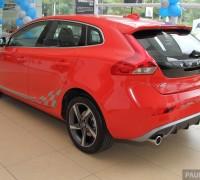 Volvo V40 Sports Edition 4