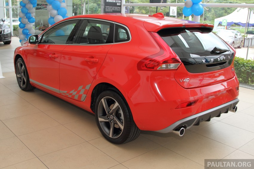 Volvo V40 Sports Edition – T5 gets RM10k add-on pack Image #294260
