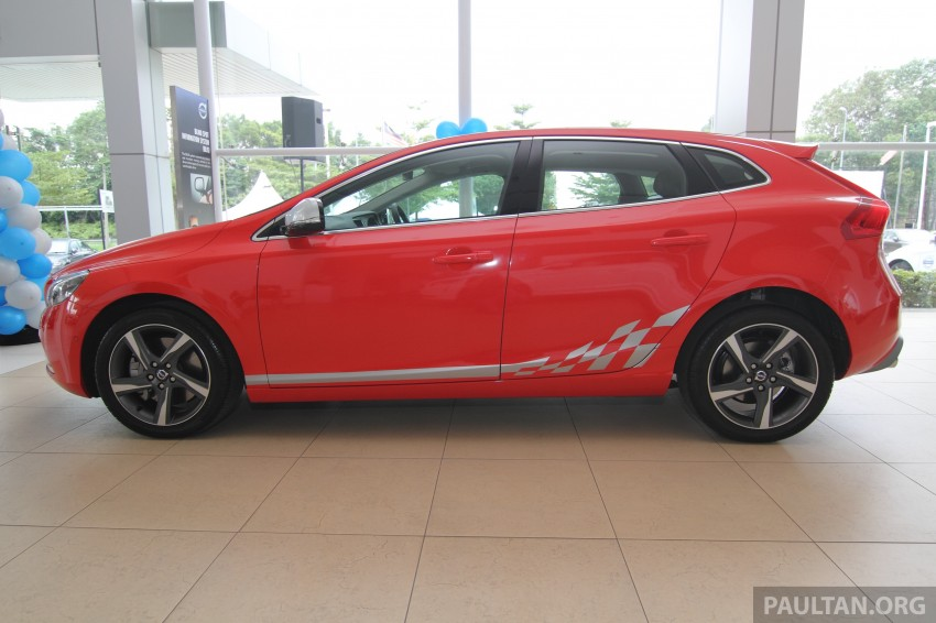 Volvo V40 Sports Edition – T5 gets RM10k add-on pack Image #294299