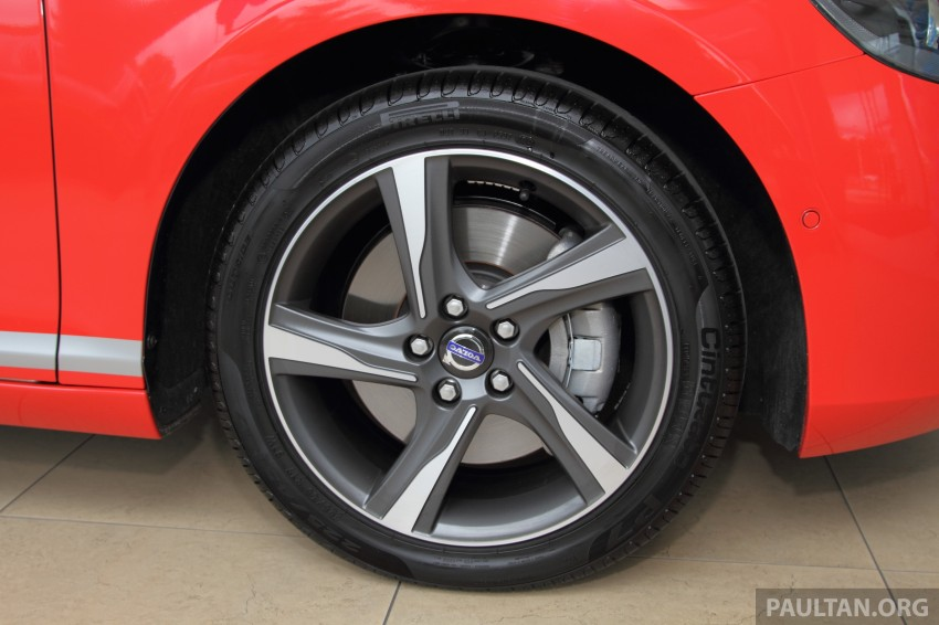 Volvo V40 Sports Edition – T5 gets RM10k add-on pack Image #294261