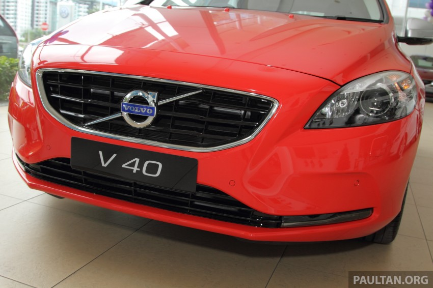 Volvo V40 Sports Edition – T5 gets RM10k add-on pack Image #294265