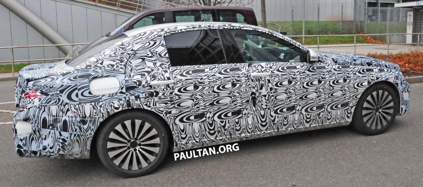 SPYSHOTS: Next-generation W213 Mercedes-Benz E-Class – a baby S-Class on the inside? Image #293268
