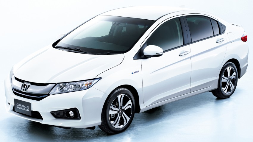 Honda Grace – JDM Honda City Hybrid on sale, RM56k Image #293090