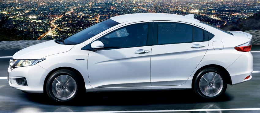 Honda Grace – JDM Honda City Hybrid on sale, RM56k Image #293094