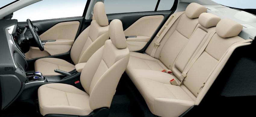 Honda Grace – JDM Honda City Hybrid on sale, RM56k Image #293113