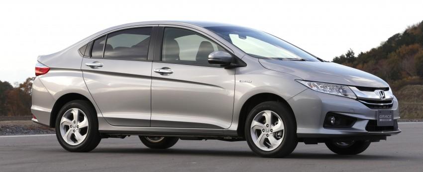 Honda Grace – JDM Honda City Hybrid on sale, RM56k Image #293054