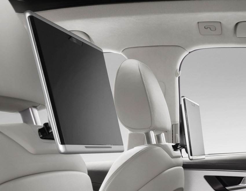 Audi Q7 – second generation 7-seater SUV debuts Image #295913
