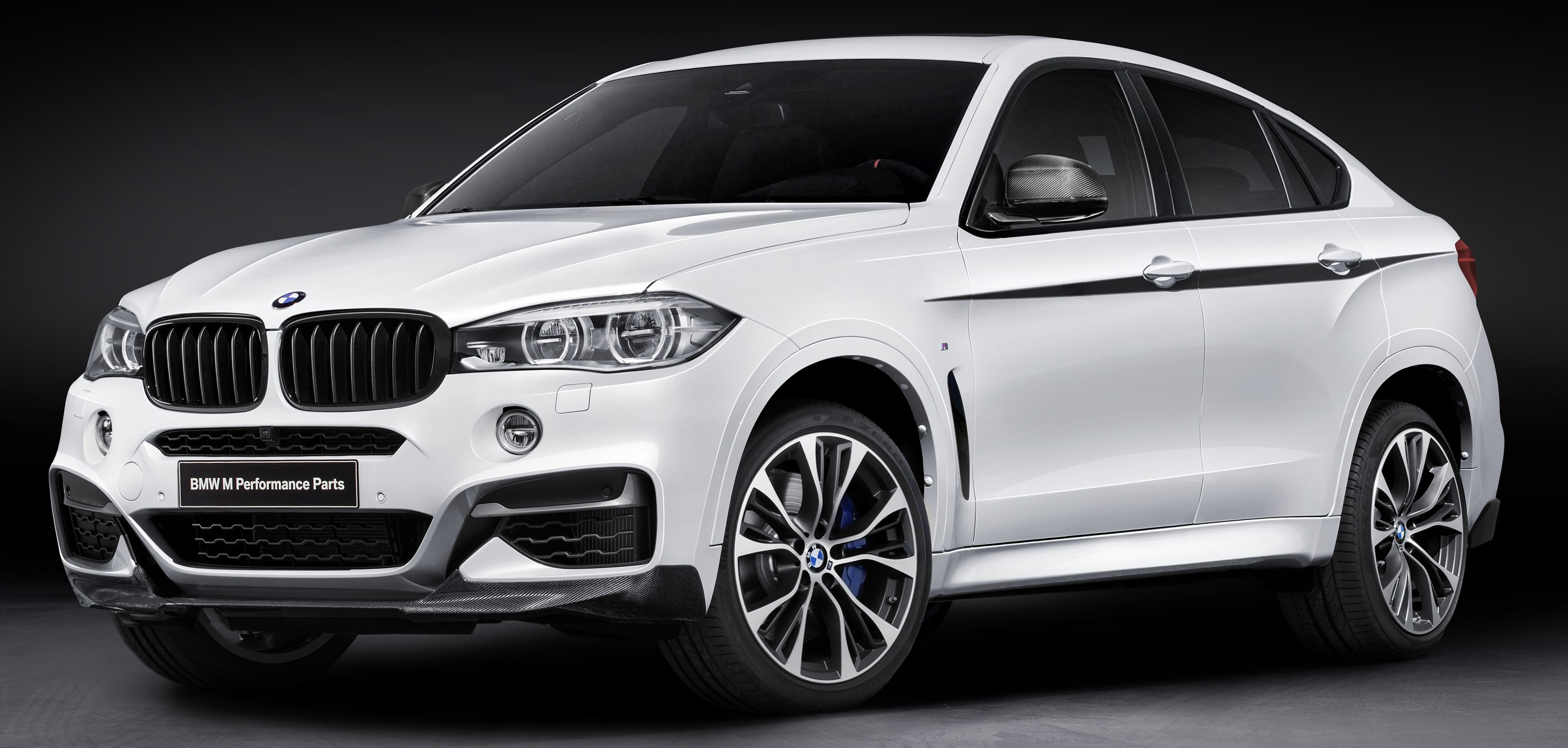 f16 bmw x6 gets bmw m performance parts range image 294419. Black Bedroom Furniture Sets. Home Design Ideas