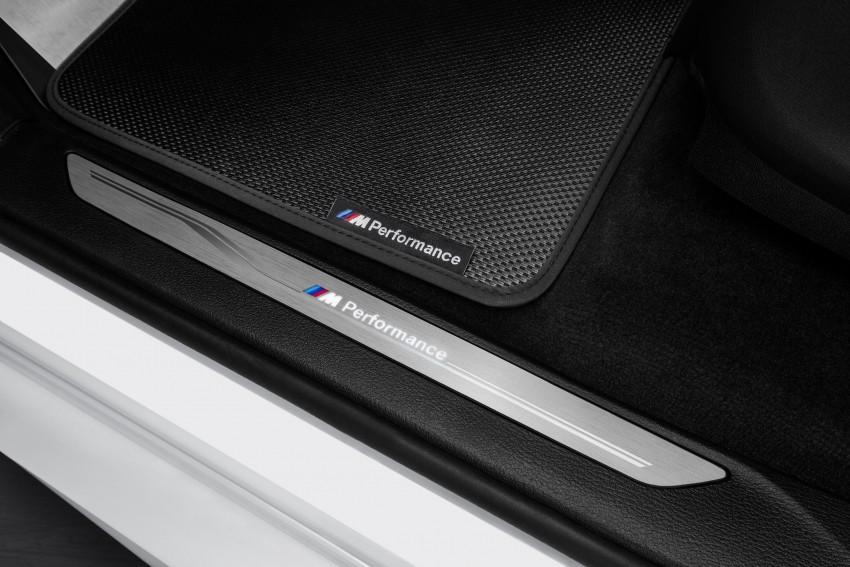 F16 BMW X6 gets BMW M Performance Parts range Image #294422
