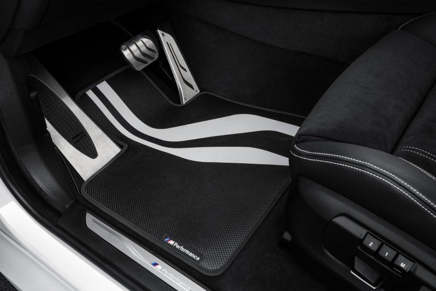 F16 BMW X6 gets BMW M Performance Parts range Image #294424