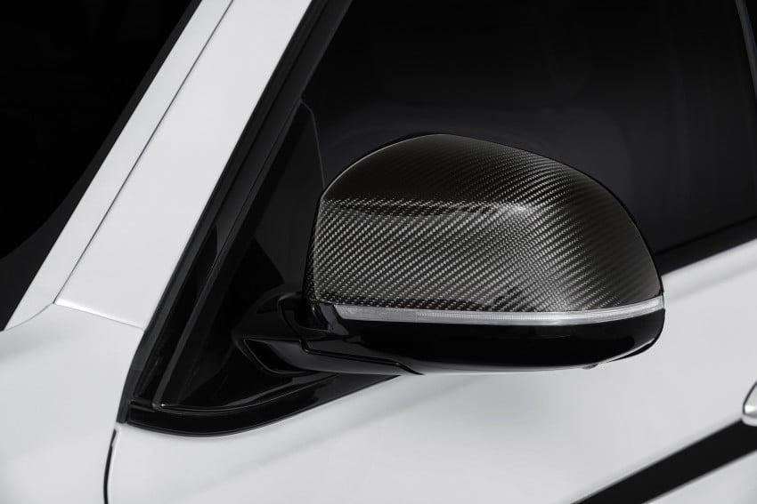 F16 BMW X6 gets BMW M Performance Parts range Image #294433