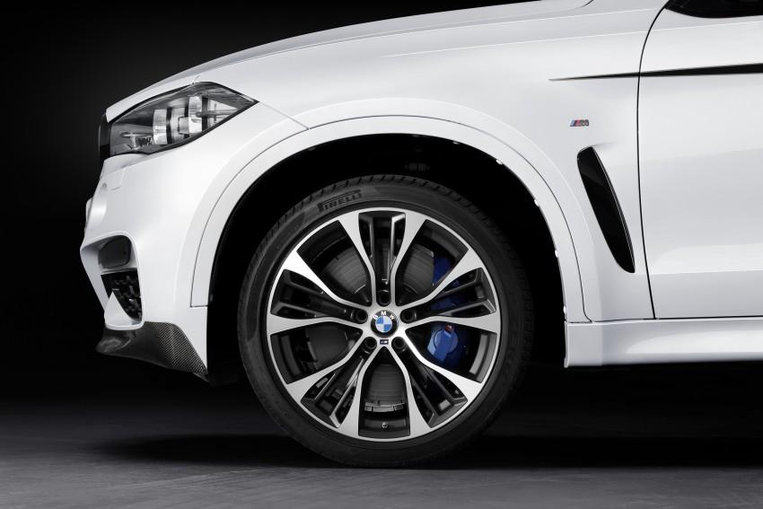 F16 BMW X6 gets BMW M Performance Parts range Image #294437