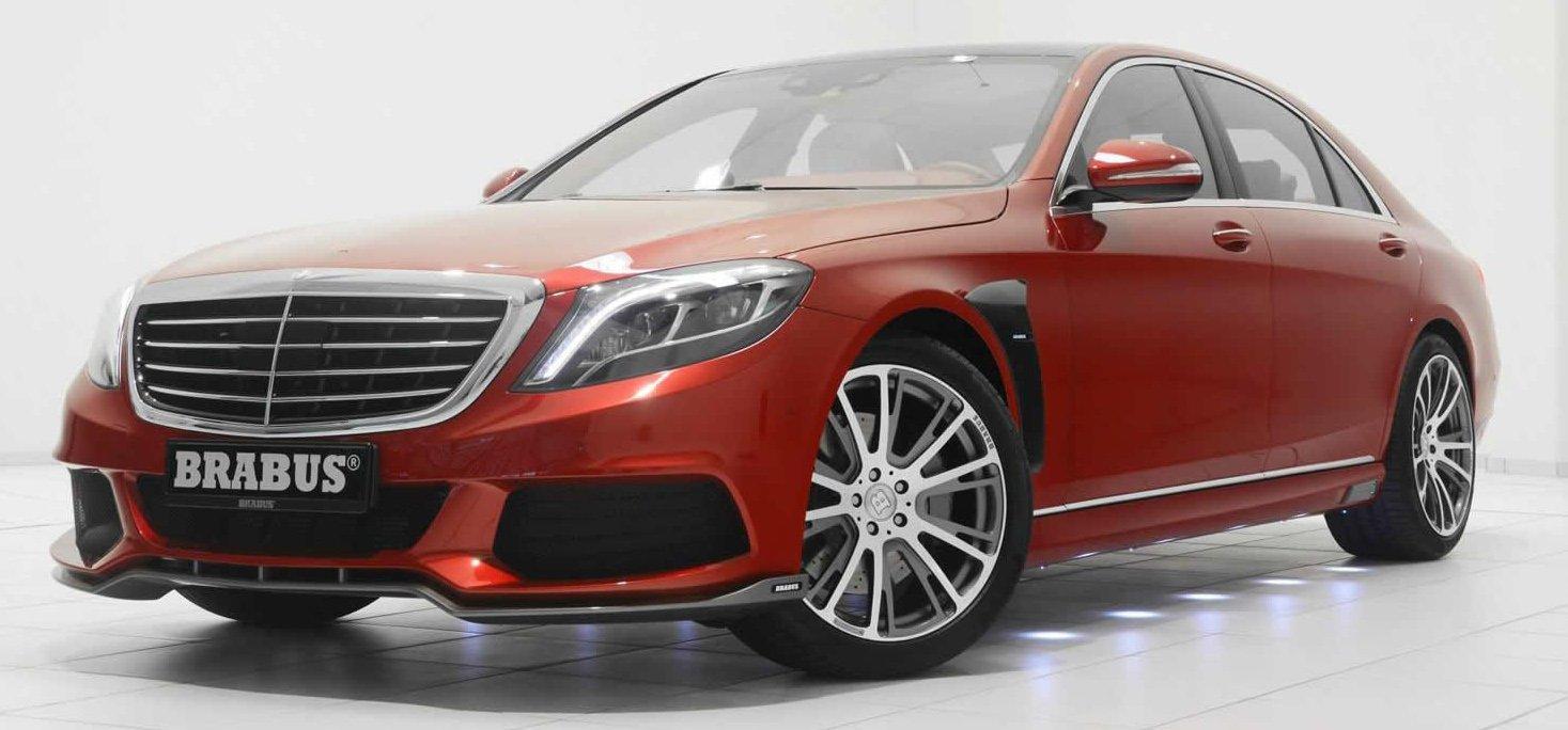 Mercedes A Class Red