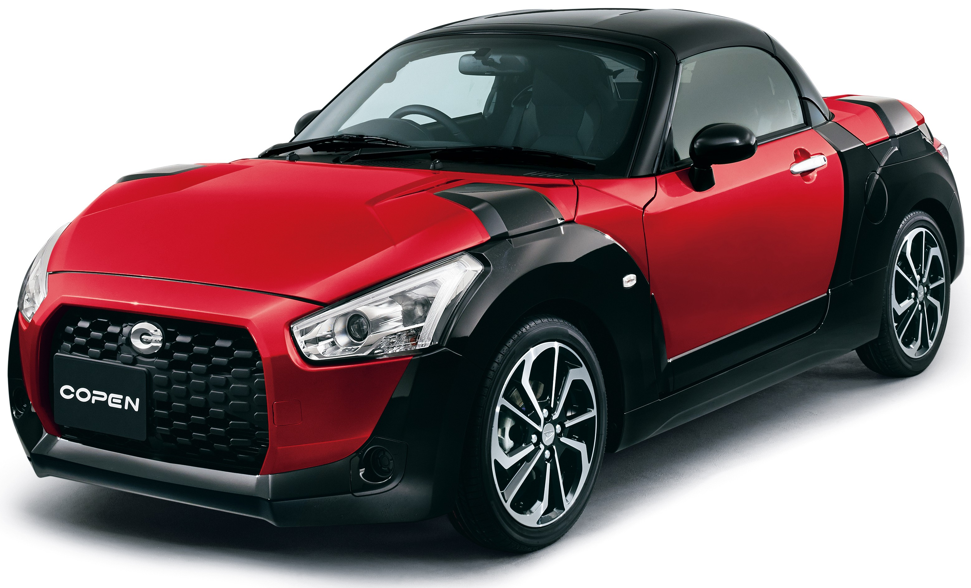 Daihatsu Copen XPlay New Clothes For Kei Roadster Image