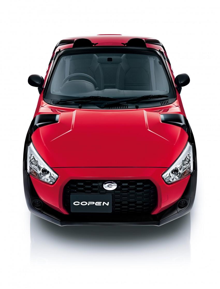Daihatsu Copen XPlay – new clothes for <em>kei</em> roadster Image #294634