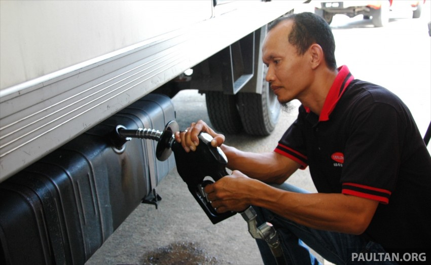 PAS calls on gov't to impose ceiling price on fuel Image #293931