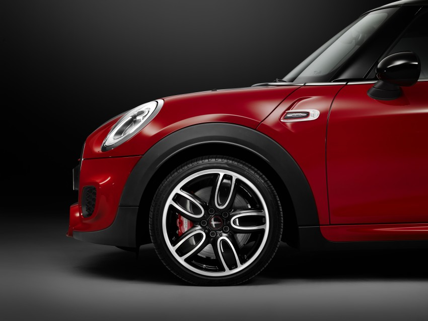 F56 MINI John Cooper Works – most powerful series production MINI unveiled with 231 hp and 320 Nm Image #295257