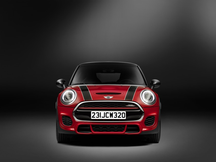 F56 MINI John Cooper Works – most powerful series production MINI unveiled with 231 hp and 320 Nm Image #295260