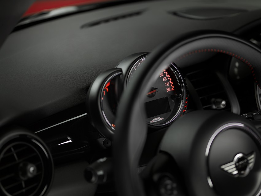 F56 MINI John Cooper Works – most powerful series production MINI unveiled with 231 hp and 320 Nm Image #295262