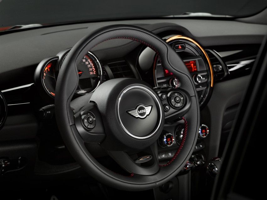 F56 MINI John Cooper Works – most powerful series production MINI unveiled with 231 hp and 320 Nm Image #295263