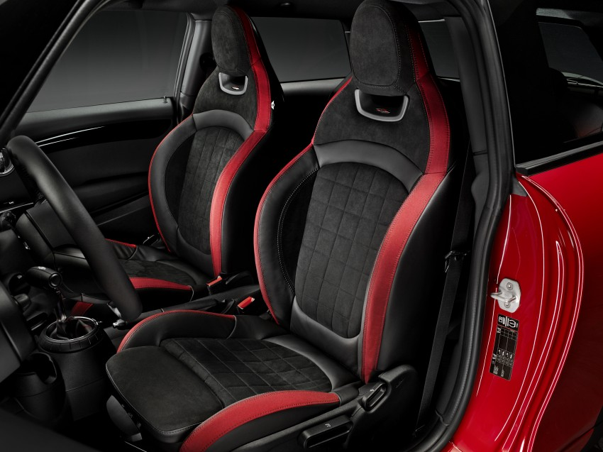 F56 MINI John Cooper Works – most powerful series production MINI unveiled with 231 hp and 320 Nm Image #295266