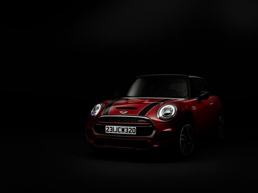 F56 MINI John Cooper Works – most powerful series production MINI unveiled with 231 hp and 320 Nm Image #295249