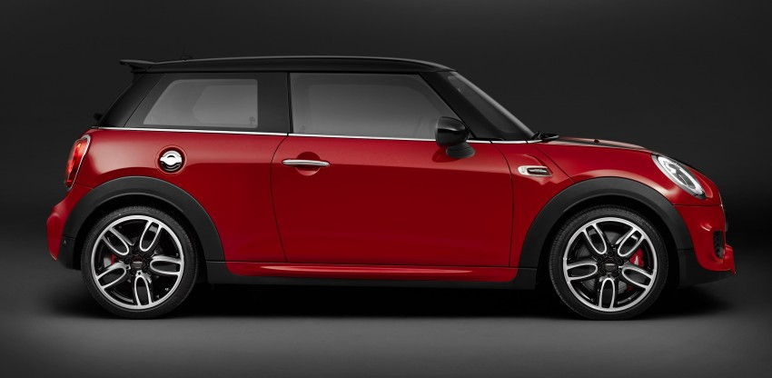 F56 MINI John Cooper Works – most powerful series production MINI unveiled with 231 hp and 320 Nm Image #295251