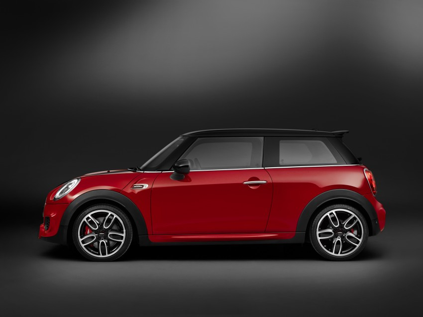 F56 MINI John Cooper Works – most powerful series production MINI unveiled with 231 hp and 320 Nm Image #295252