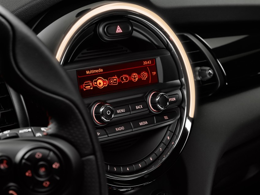 F56 MINI John Cooper Works – most powerful series production MINI unveiled with 231 hp and 320 Nm Image #295253