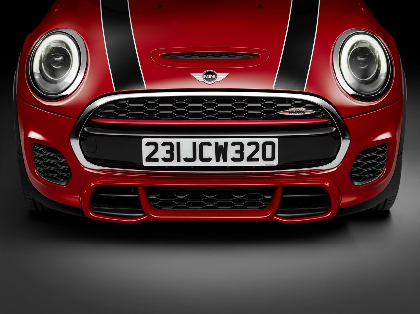 F56 MINI John Cooper Works – most powerful series production MINI unveiled with 231 hp and 320 Nm Image #295254