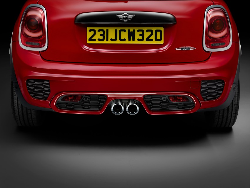F56 MINI John Cooper Works – most powerful series production MINI unveiled with 231 hp and 320 Nm Image #295255