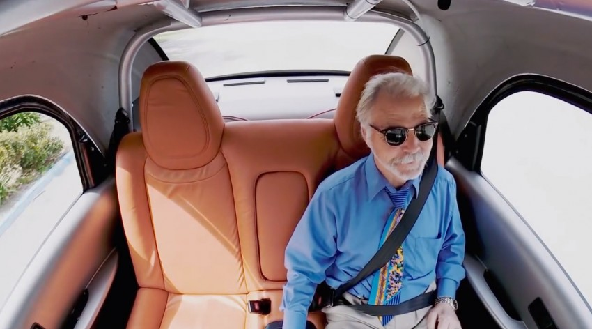 """Google self-driving car first """"real prototype"""" unveiled Image #298314"""