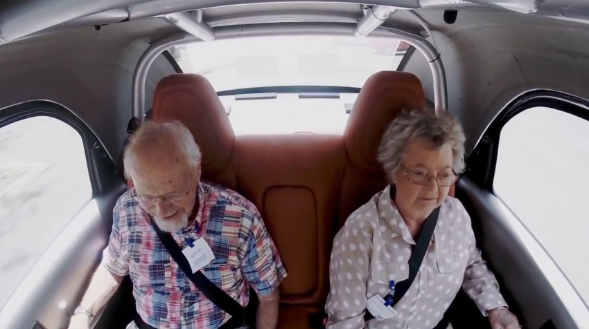 """Google self-driving car first """"real prototype"""" unveiled Image #298315"""