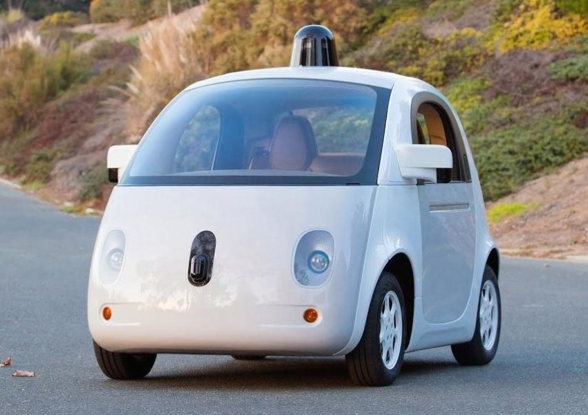 "Google self-driving car first ""real prototype"" unveiled Image #298324"