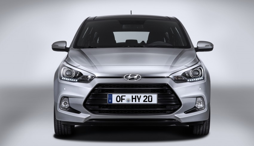 Hyundai i20 Coupe – sporting up, the three-door route Paul ...