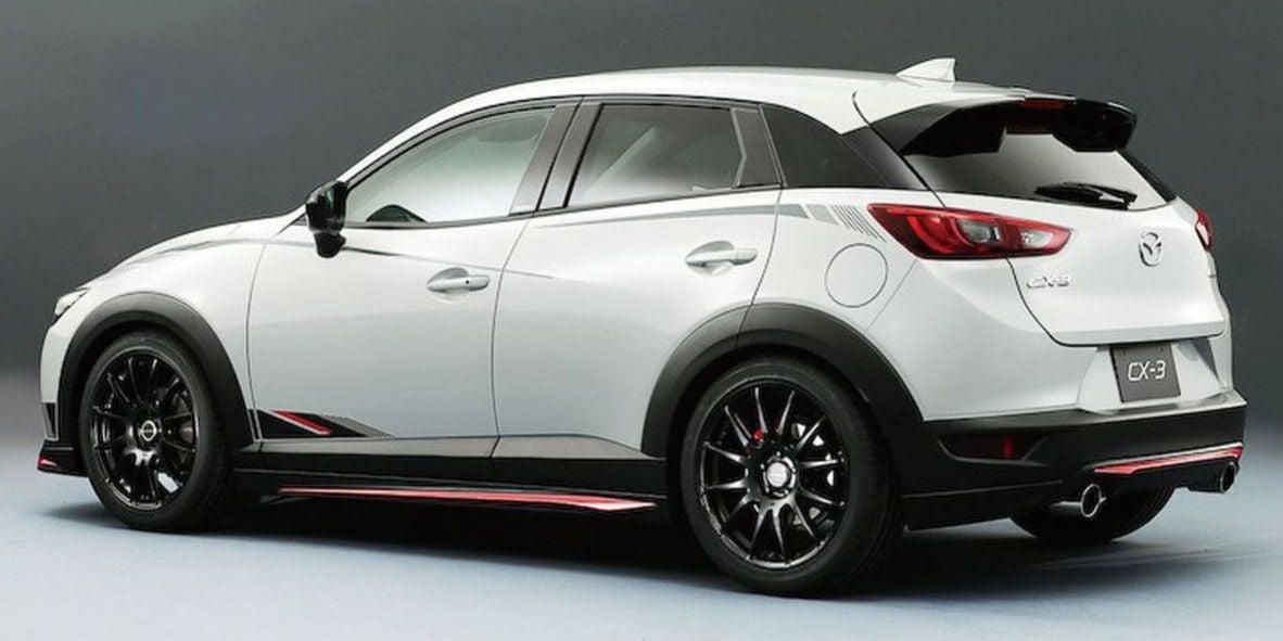 Tuned Mazda Ensemble To Feature At Tokyo Auto Salon Image