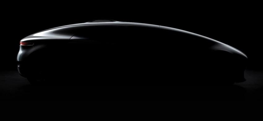 Mercedes-Benz teases autonomous driving concept Image #299505