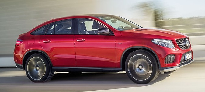 Mercedes-Benz GLE Coupe: Stuttgart's X6 rival debuts Image #294955