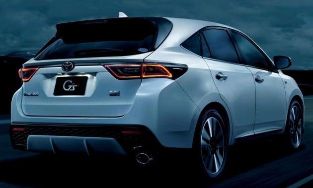 toyota-harrier-elegance-g-unveiled-3