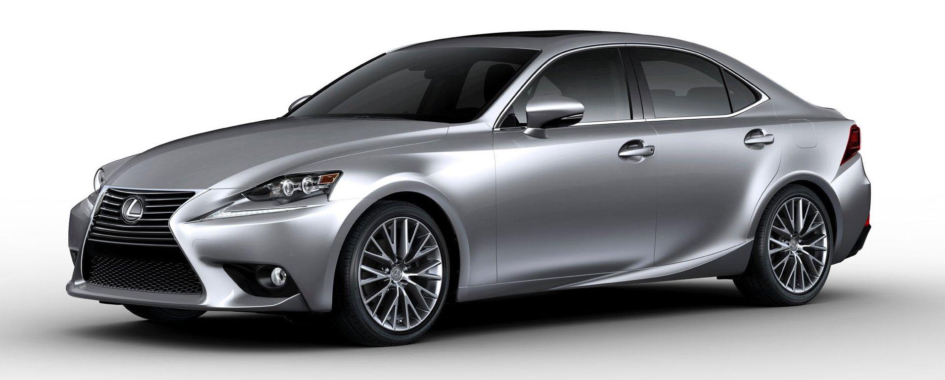 New 2014 Lexus Is Officially Revealed U2013 Is 250, Is 350, F Sport
