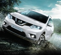 01 All_New X_Trail_Front