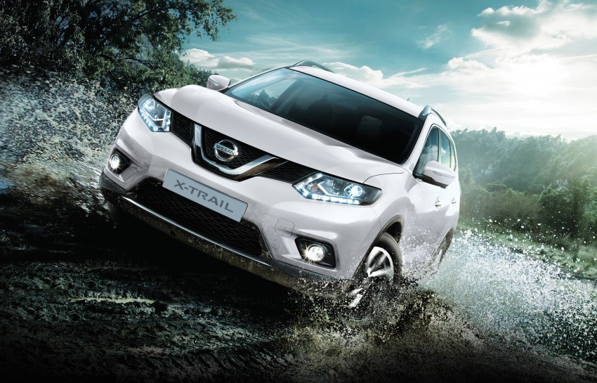 2015 Nissan X-Trail launched in Malaysia, from RM143k Image #306219